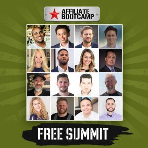 Free Affiliate Bootcamp